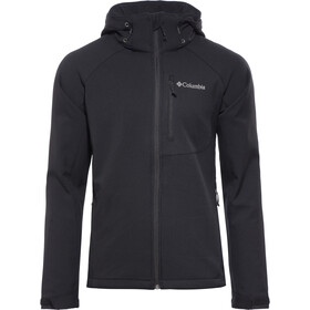 Columbia Cascade Ridge II Softshell Jas Heren, black